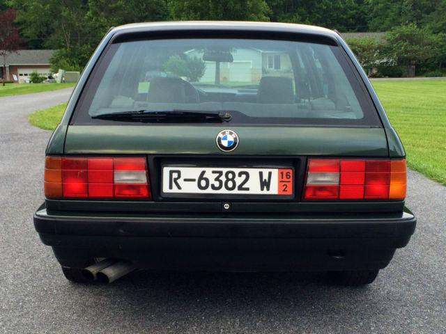 1988 Bmw 325i Touring Estate Wagon Classic Bmw 3
