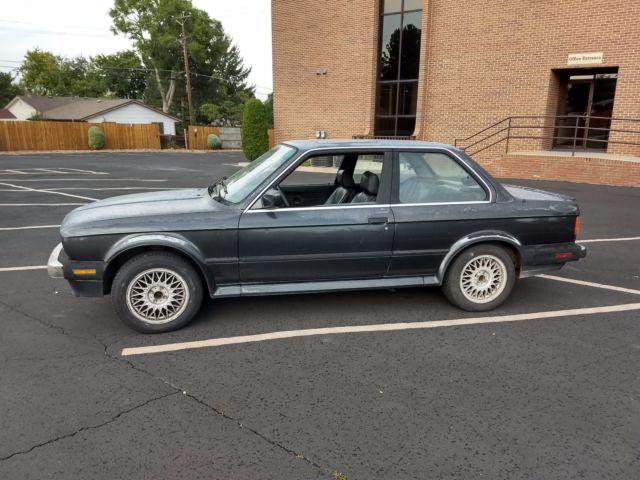 BMW Ix Door Manual Speed Classic BMW Series - Bmw 325ix