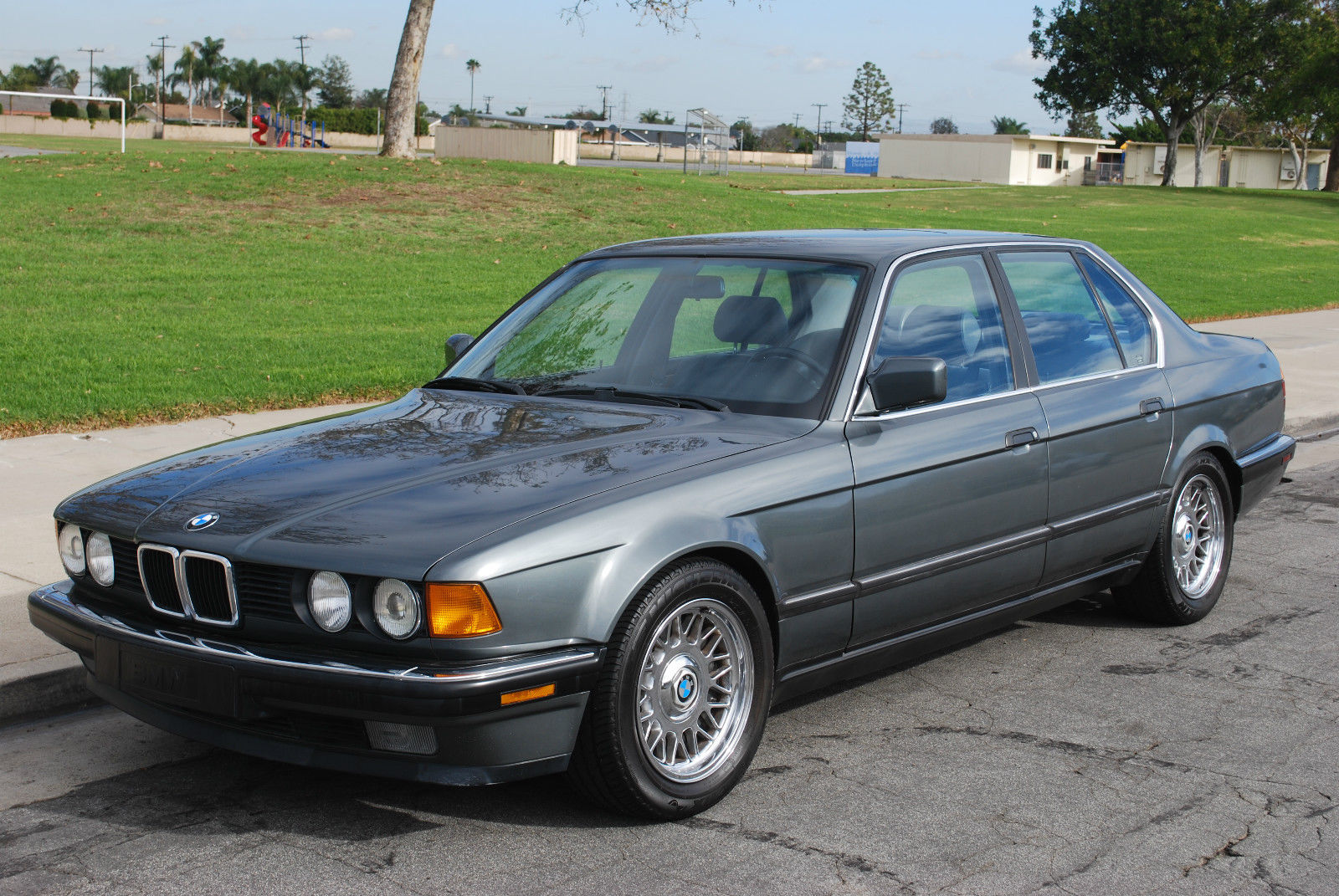 1988 Bmw 735i Classic Bmw 7 Series 1988 For Sale