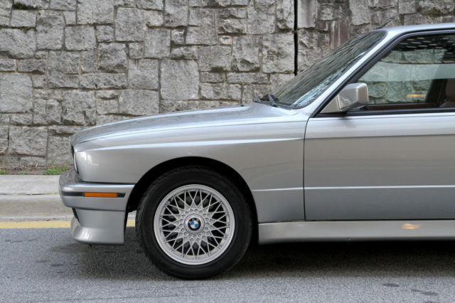 1988 Bmw E30 M3 Coupe Lachssilber S14 Classic Bmw M3