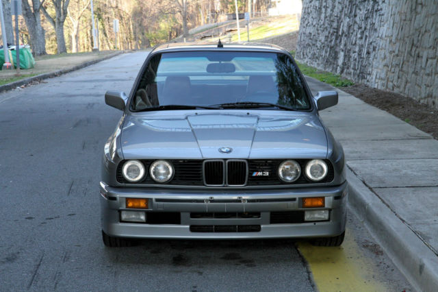 1988 Bmw E30 M3 Coupe Lachssilber S14 Classic Bmw M3 1988 For Sale