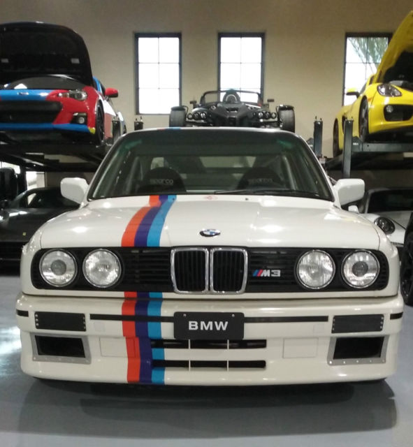 1988 Bmw E30 M3 Monster Evo Iii 2 5l W Less Than 1 000 Miles