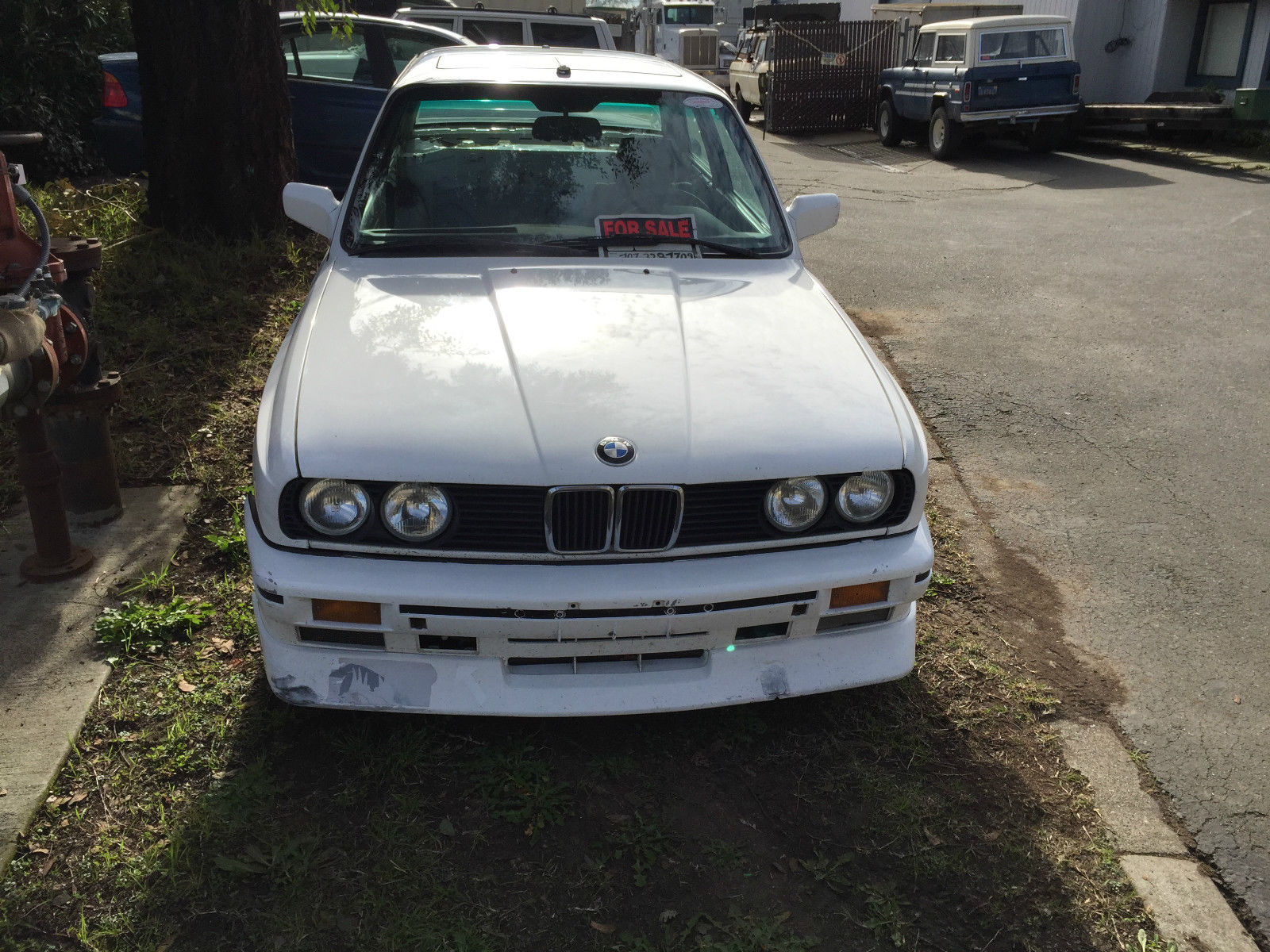 1988 BMW M3 (E30) Great: Race Donor, Street Car, Track ...