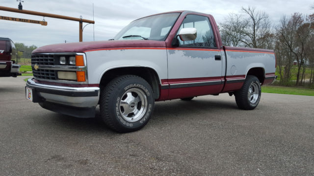 Used Cars Evansville In >> 1988 Chevrolet C1500 Silverado Short Bed Short Wheelbase C