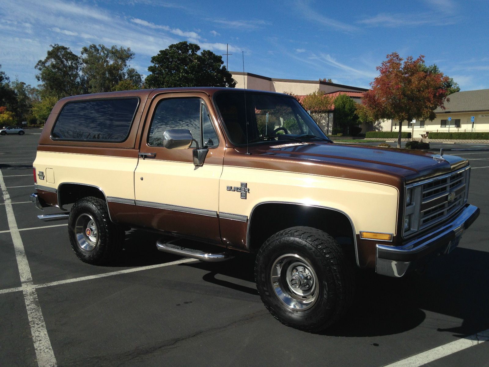 1988 chevy k5 blazer clean and rust free classic