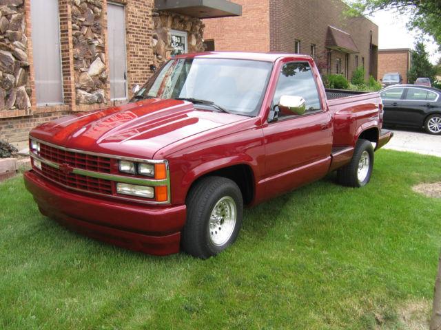 1988 Chevy Silverado Classic Chevrolet Silverado 1500