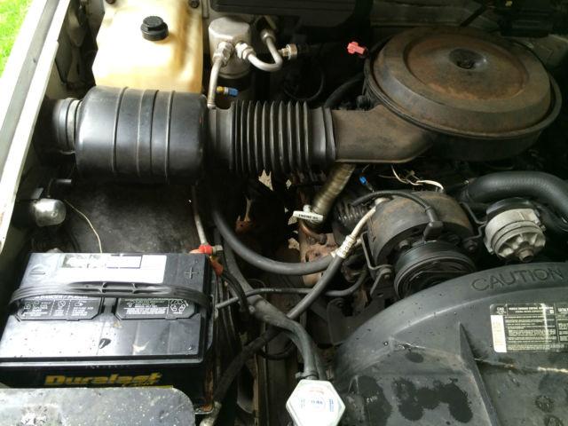 Car Air Conditioning Repair >> 1988 Chevy Silverado K2500 w/ cap! Excellent condition! - Classic Chevrolet Silverado 2500 1988 ...