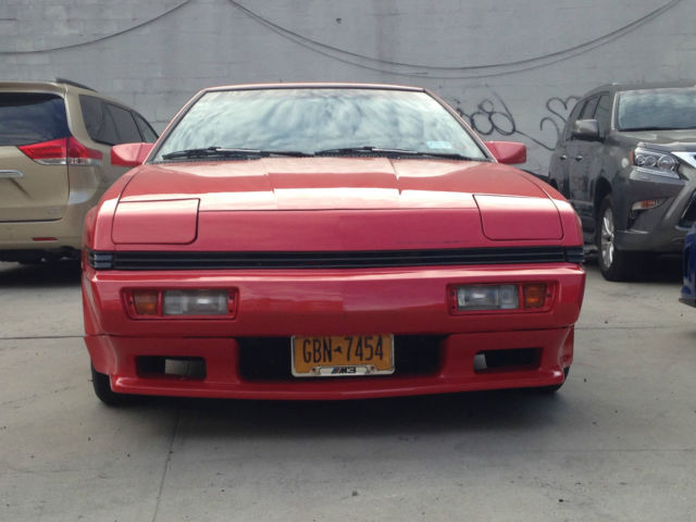 1988 Chrysler Conquest Tsi For Sale Or Trade: 1988 Conquest / Starion TSI