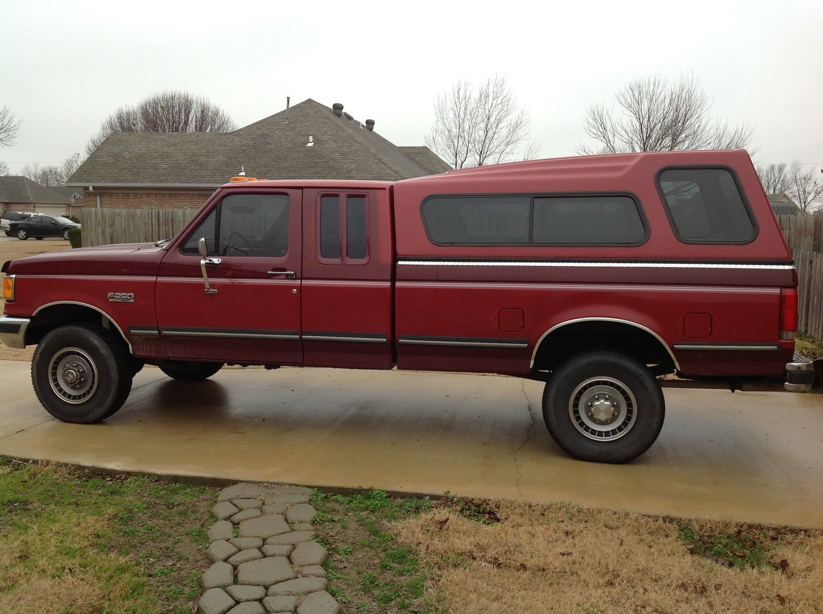 1988 F250 4x4 Super Cab Long Wheel  460 Engine