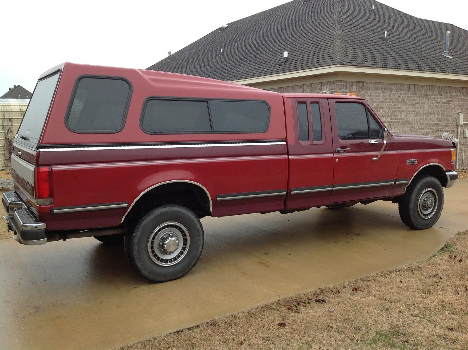 1988 F250 4x4 Super Cab Long Wheel 460 Engine Classic