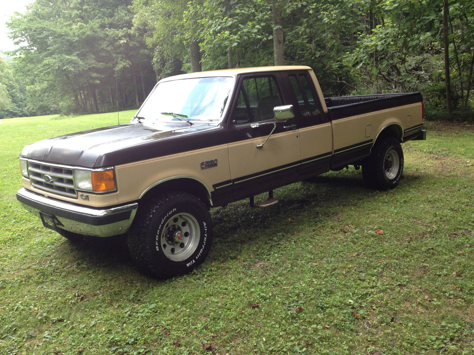 1988 ford f250 supercab 4x4