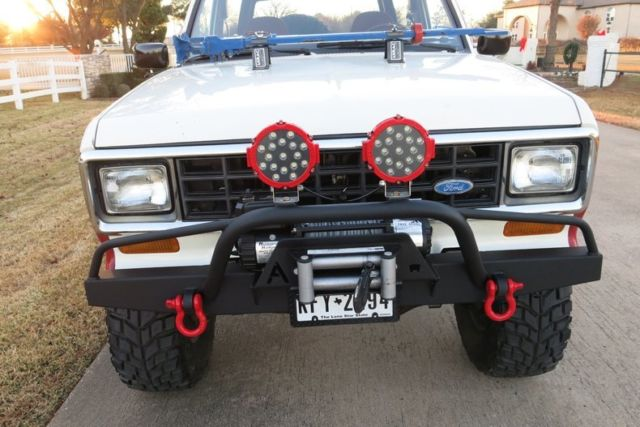 1988 Ford Bronco II, lots of recent upgrades, new ...