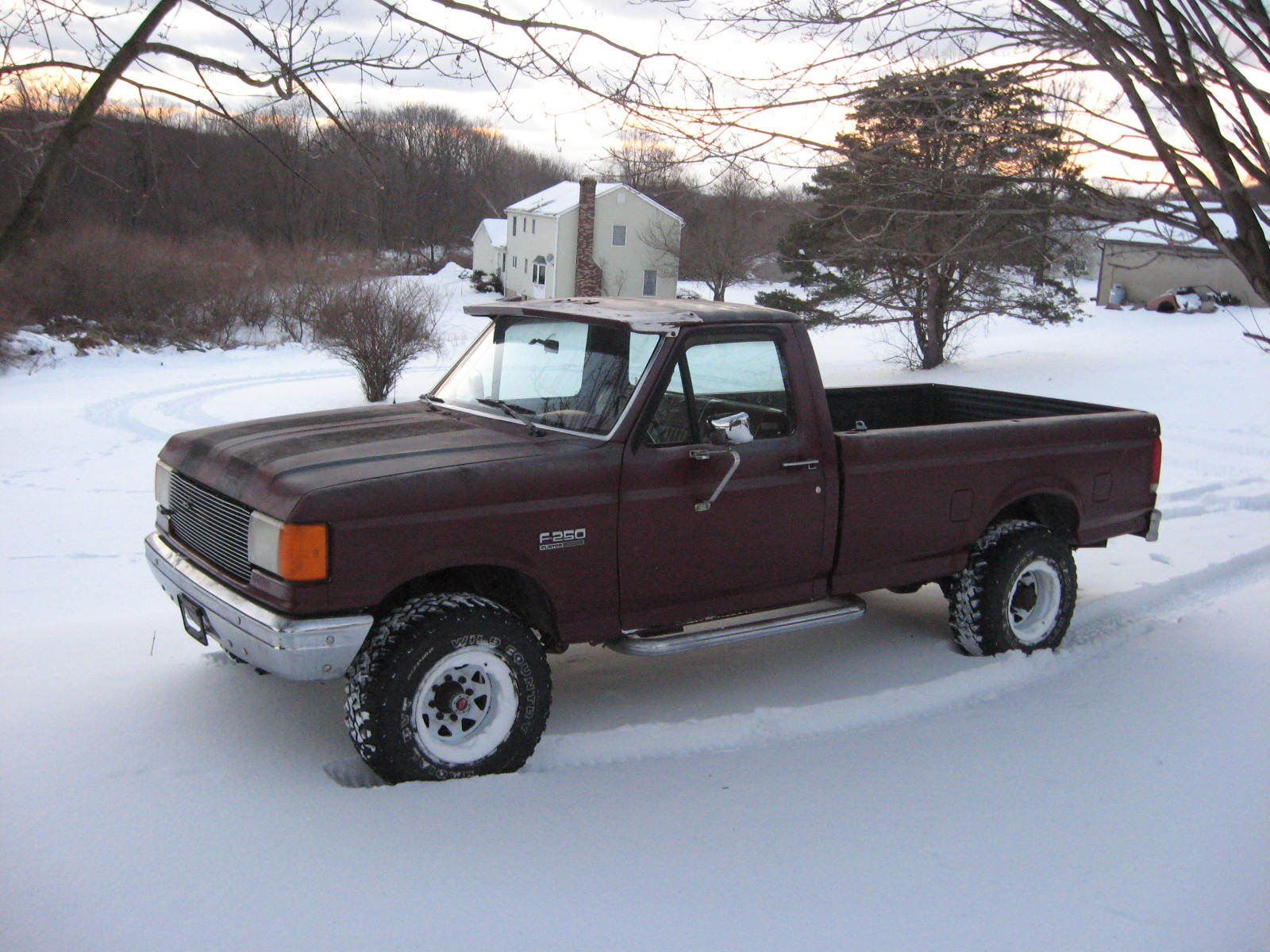 1988 ford f 250 international 7 3 diesel zf 5 speed 4x4 classic ford f 250 1988 for sale. Black Bedroom Furniture Sets. Home Design Ideas