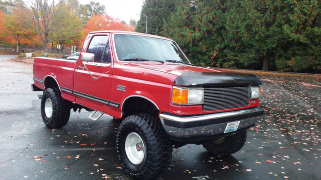 1988 ford f150 4x4 short bed lifted rebuilt motor classic ford f 150 1988 for sale. Black Bedroom Furniture Sets. Home Design Ideas