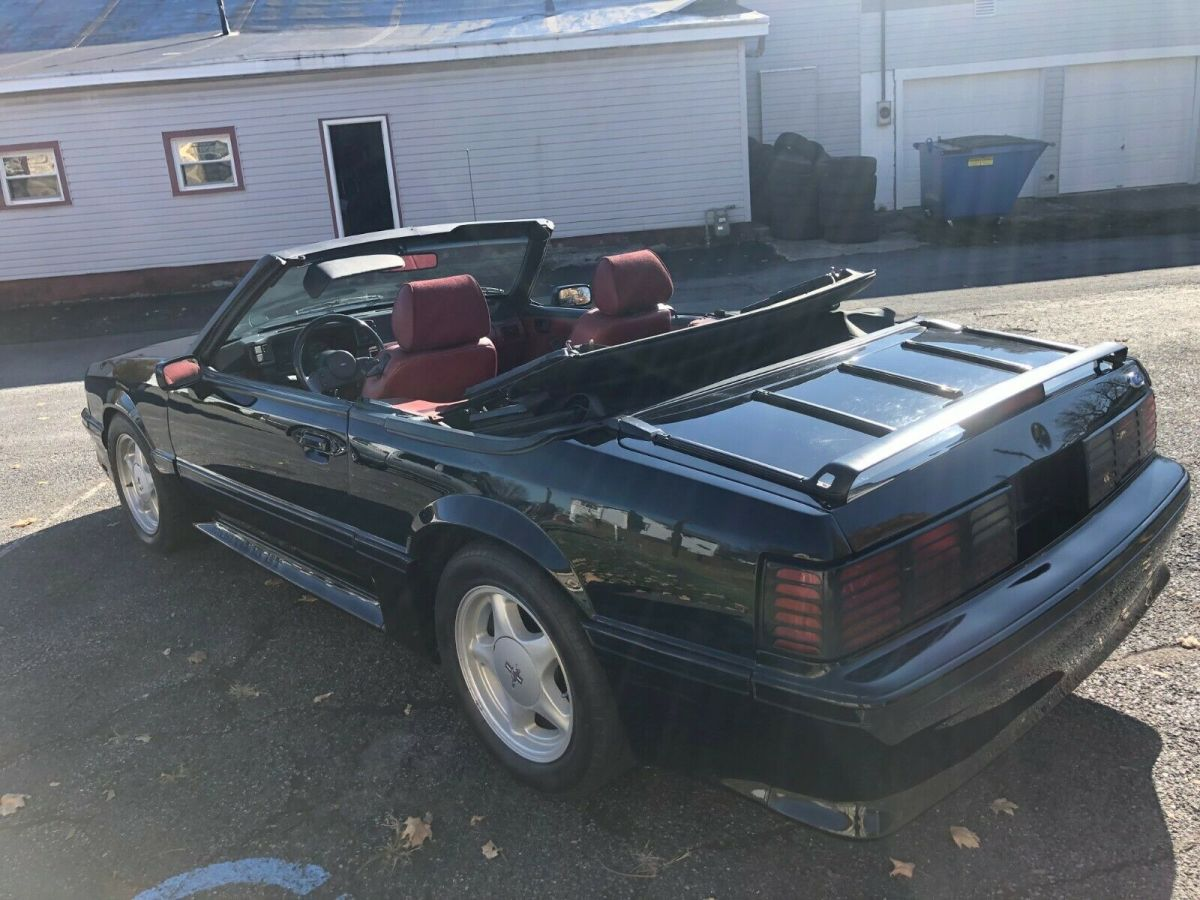 How Much Horsepower Does A 1988 Mustang 5.0 Have