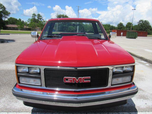 1989 Gmc Sierra 1500 Stepside ✓ The GMC Car