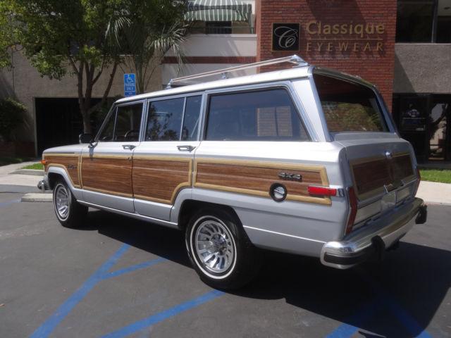 2017 Grand Wagoneer Woody >> Jeep Wagoneer For Sale Sj Years 1963 1991 United States   Upcomingcarshq.com
