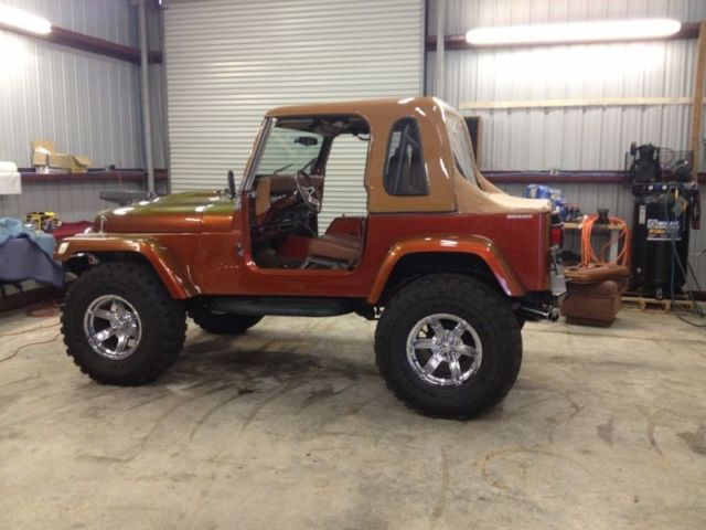 1988 Jeep Wrangler Yj Classic Jeep Wrangler 1988 For Sale