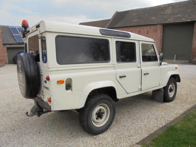 1988 Land Rover 110 Defender 2 5td Lhd Classic Land