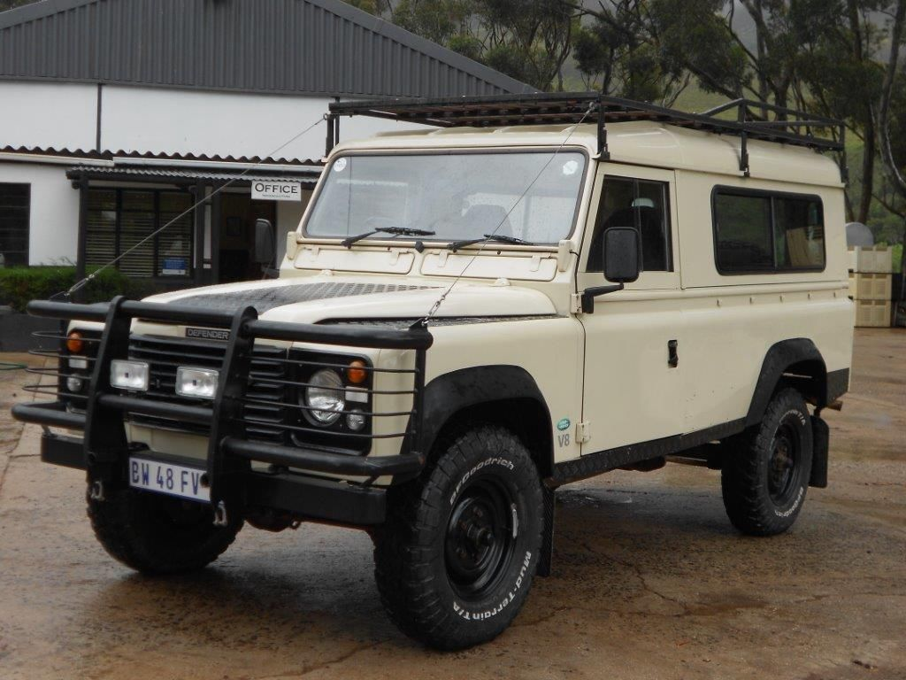 1988 Land Rover Defender 110 Oneten Rhd From South