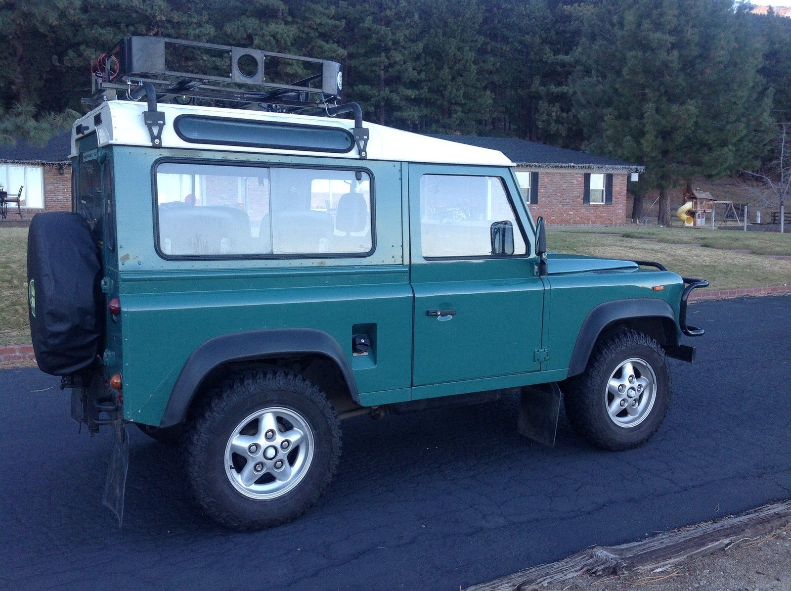 Reno Land Rover >> 1988 Land Rover Defender 90 - Classic Land Rover Defender 1988 for sale