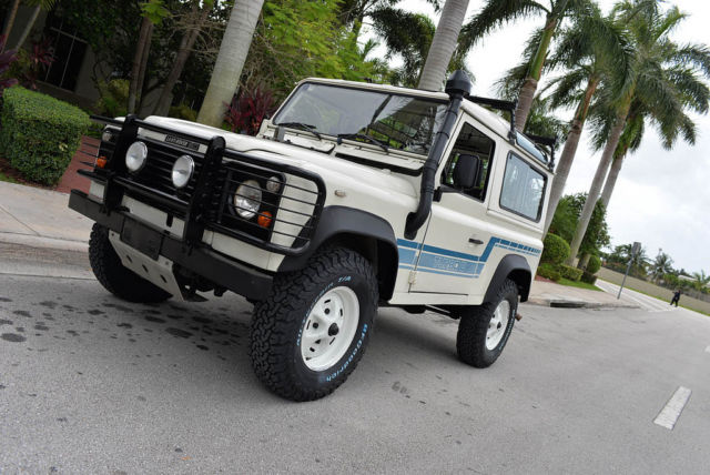 1988 Land Rover Defender 90 Not 110 Toyota Cruiser Ford