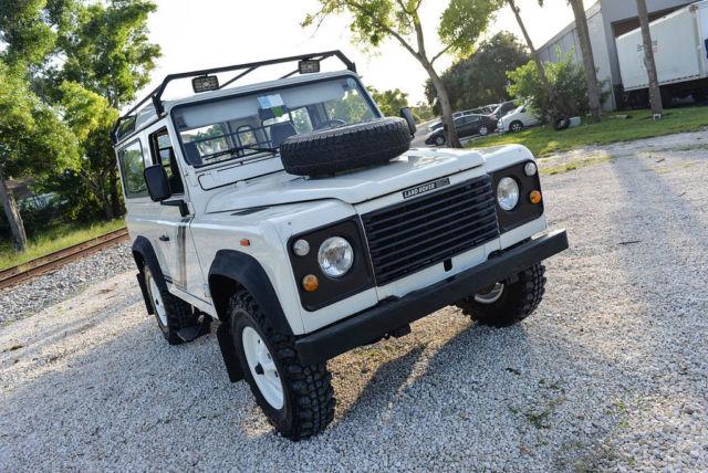 1988 land rover defender 90 similar to 110 discovery jeep wrangler range g wagon classic land. Black Bedroom Furniture Sets. Home Design Ideas