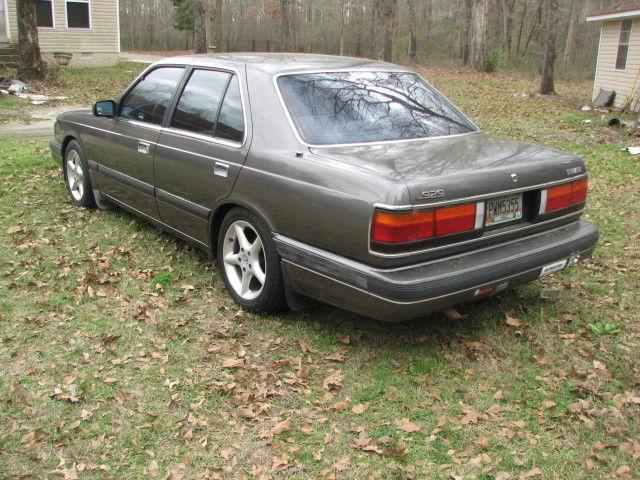 1988 mazda 929 rare 5 t car w  new engine  u0026 trans w