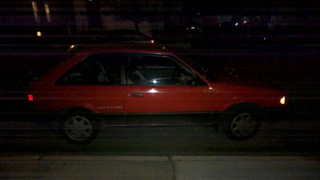 1988 Mazda Familia 323 Gtx Awd Turbo Sport Hatch 4wd Rx7 Miata Rally