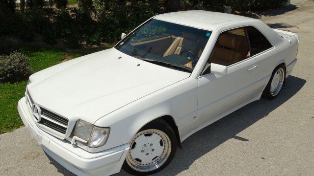 mercedes 300ce turbo
