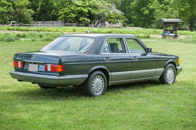 1988 mercedes benz 300se base sedan 4 door 3 0l classic for 1988 mercedes benz 300se
