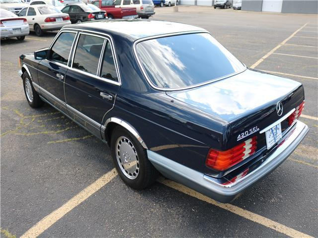 1988 mercedes benz 420 420sel 108k miles excellent for 1988 mercedes benz 420sel for sale
