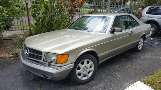 1988 mercedes benz 560 sel classic mercedes benz 500 for Mercedes benz 560 sel