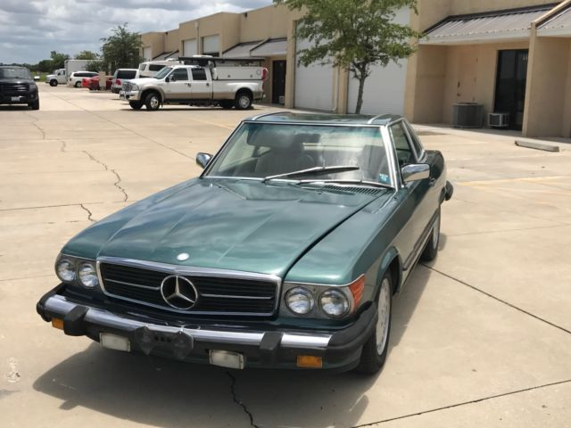 1988 mercedes benz sl class base convertible 2 door 5 6l for 1988 mercedes benz 560sl for sale