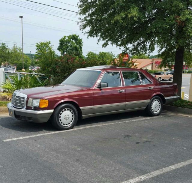 1988 meredes benz 420 sel classic mercedes benz sl class for 1988 mercedes benz 420sel for sale