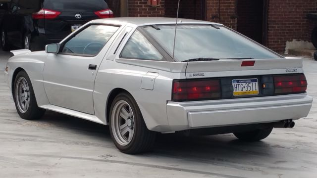 1988 Mitsubishi Starion Turbo  Excellence Condition