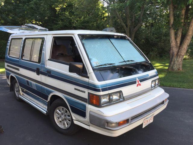1988 Mitsubishi Van Wagon Ls Classic Mitsubishi Van