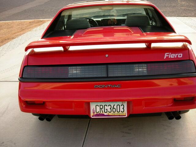 Pontiac Fiero Formula T Top on Pontiac Fiero Cooling System