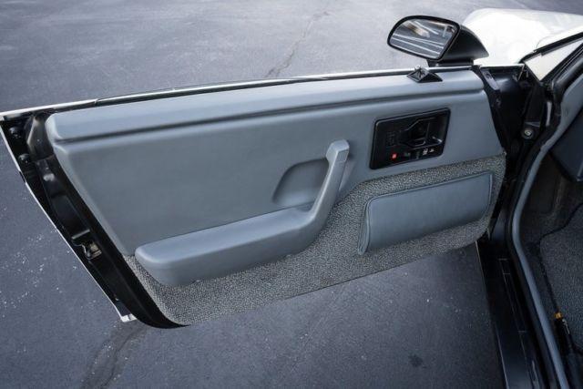 1988 Pontiac Fiero Formula V6 Only 26,896 Original Miles ...