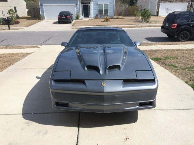 1988 Pontiac Firebird Gta Trans Am 16 000 Original Miles