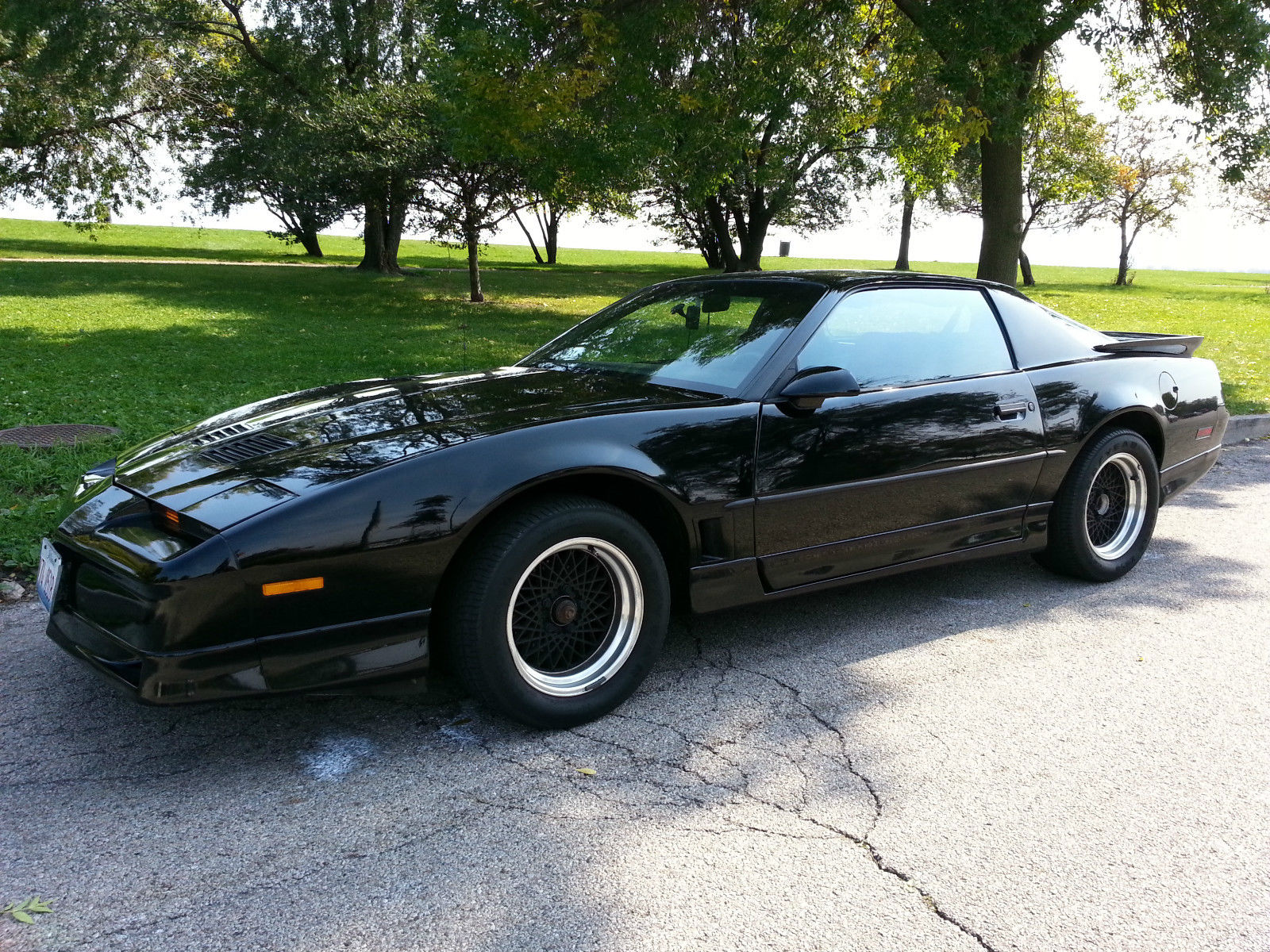 1988 pontiac trans am 5 7l 350 ci vortech v1 super. Black Bedroom Furniture Sets. Home Design Ideas