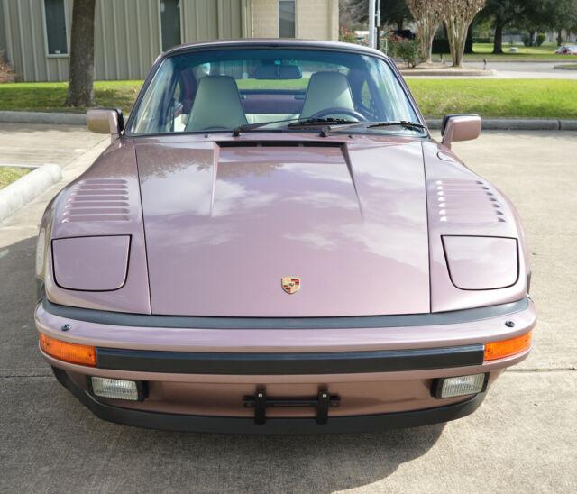 Porsche West Houston >> 1988 PORSCHE 911 TURBO SLANT NOSE - Classic Porsche 911 ...