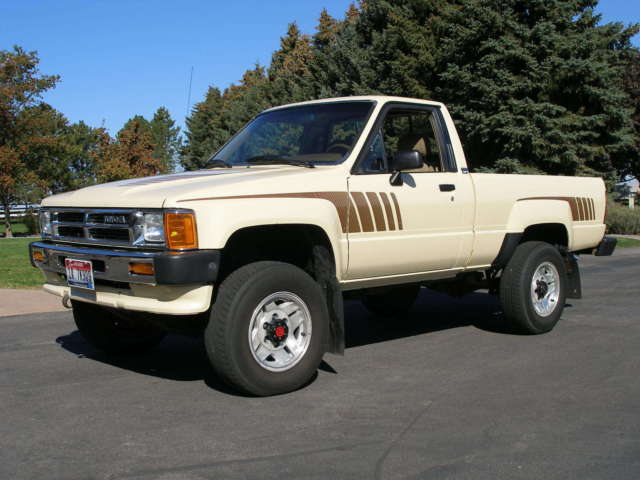 1988 Toyota Pickup Sr5 Standard Cab Pickup 2 Door 2 4l Classic Toyota Other 1988 For Sale