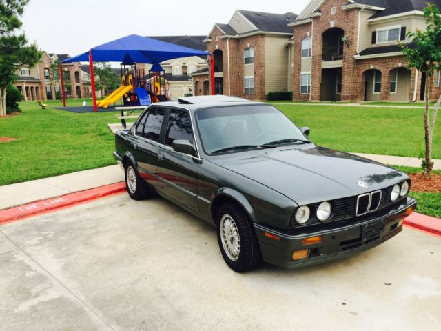 1989 BMW 325i e30 (MUST SELL!, Excellent Condition, Clean