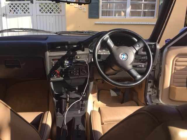 Bmw I Touring E Right Hand Drive M Technic Euro Wagon Ac Fl Title