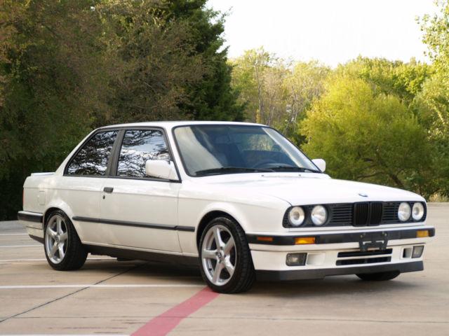 1989 Bmw 325is Alpine White E30 Classic Bmw 3 Series