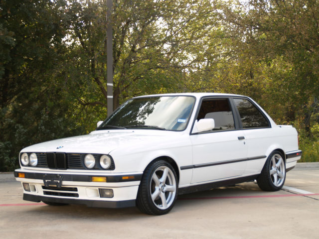 1989 Bmw 325is Alpine White E30 Classic Bmw 3 Series 1989 For Sale