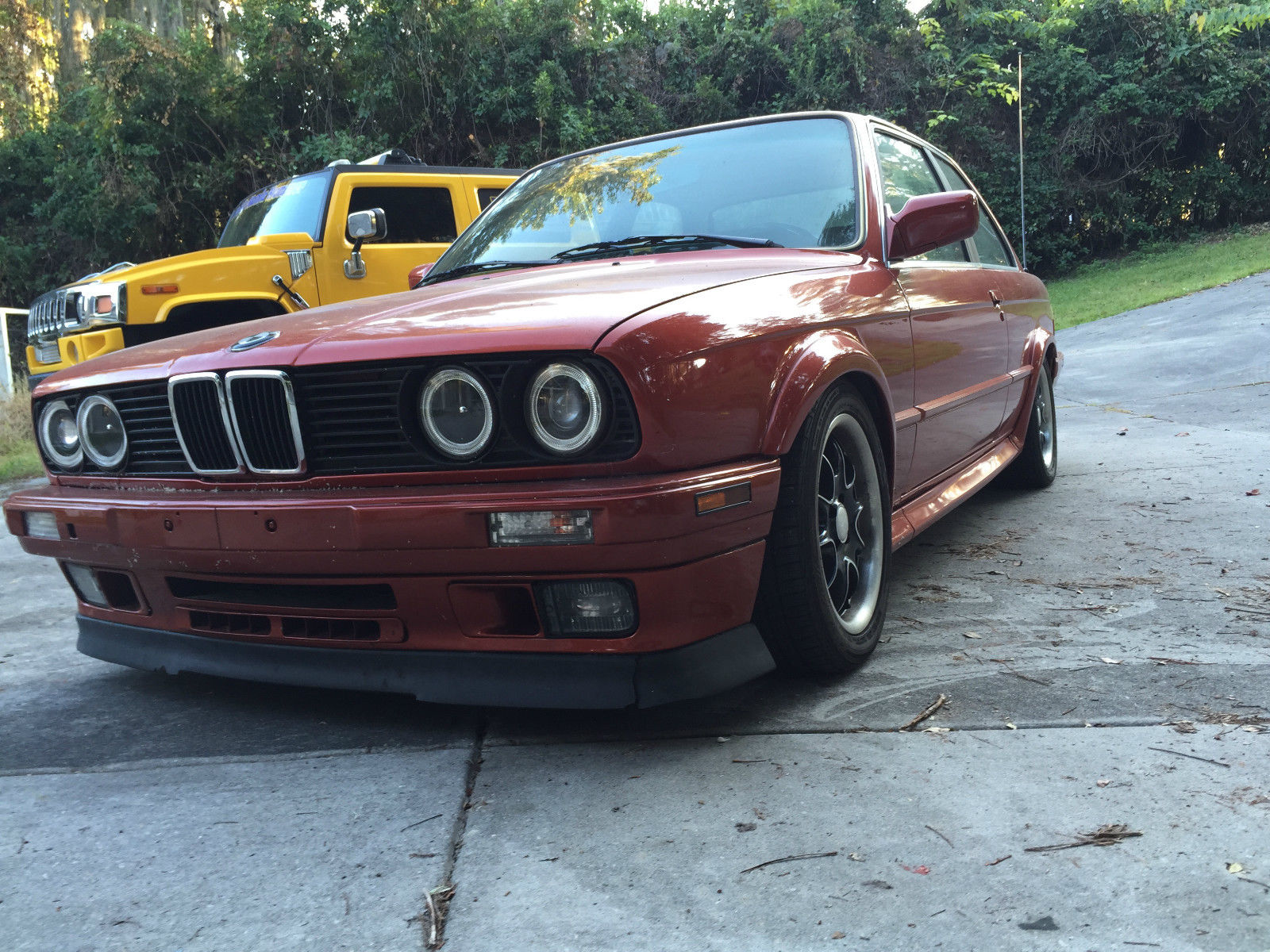 1989 bmw e30 325i lots of upgrades needs work no reserve classic bmw 3 series 1989 for sale. Black Bedroom Furniture Sets. Home Design Ideas