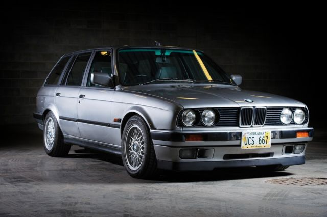 1989 Bmw E30 Touring Wagon Classic Bmw 3 Series 1989 For