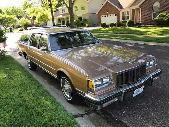 Buick Estate Wagon Lesabre Low Miles Garage Kept Rust Free Rd Row Seat on 1989 Buick Lesabre Estate Wagon
